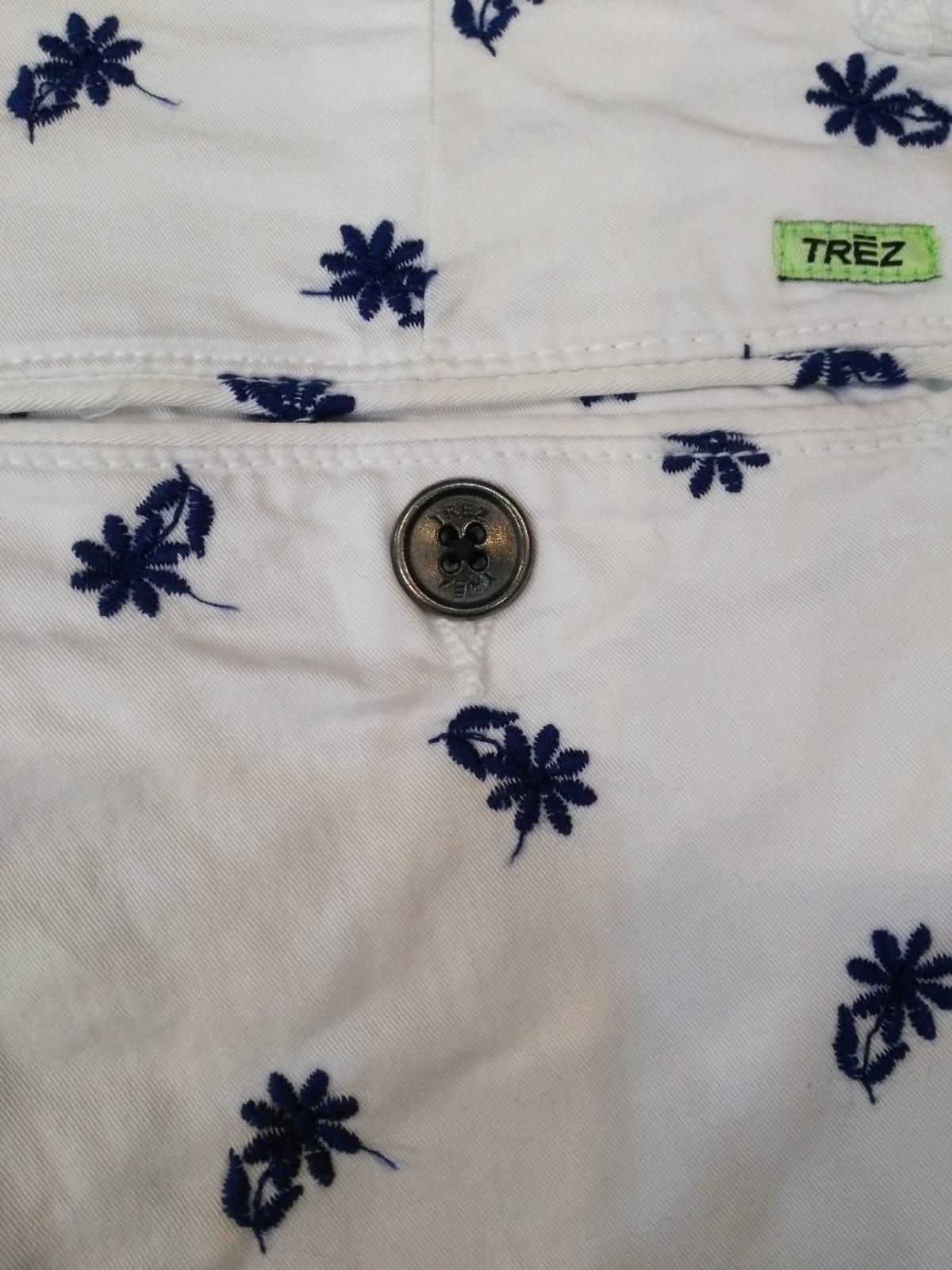 BERMUDA TREZ BASE - BIANCO
