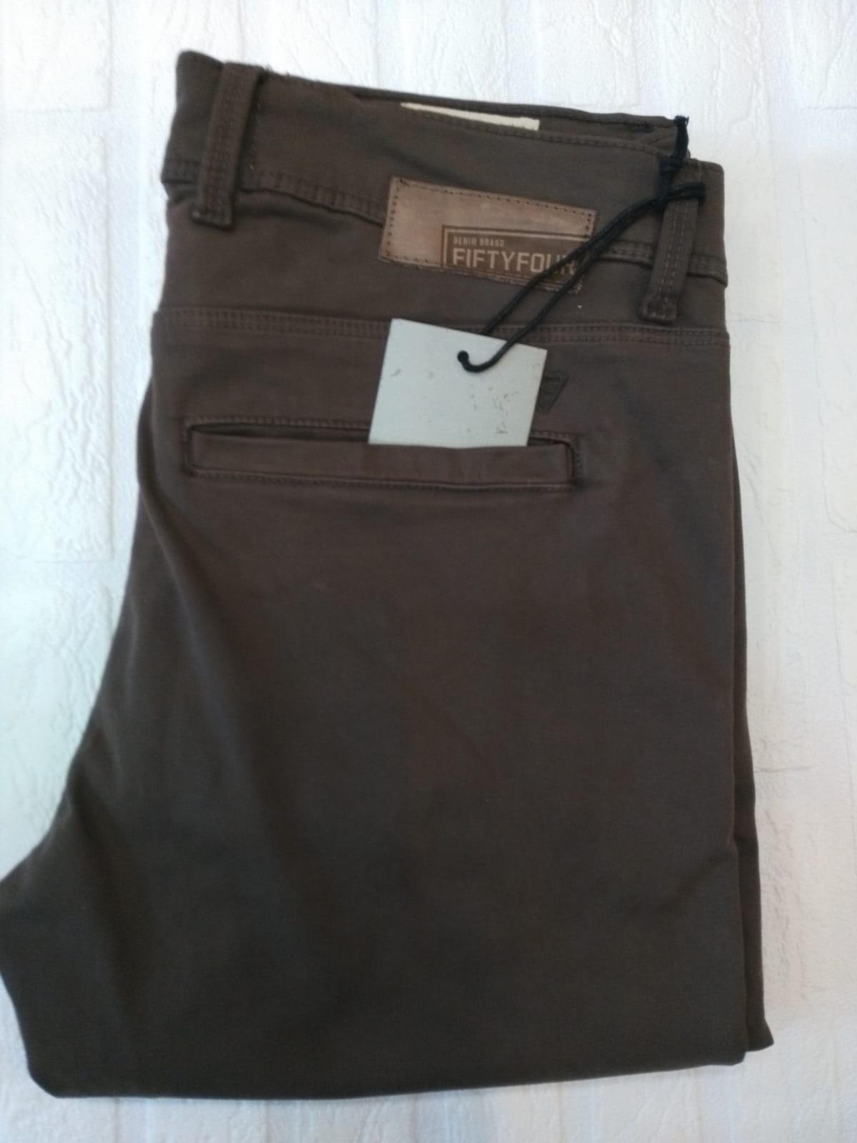 PANTALONE FIFTY FOUR KETCH - CAMMELLO