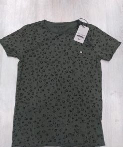 T-SHIRT FIFTY FOUR LORAN - VERDE