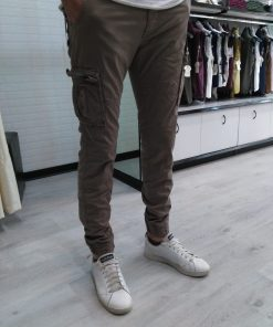 PANTALONE FIFTY FOUR FARUK - BEIGE