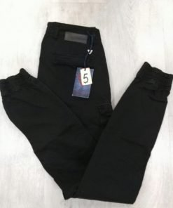 PANTALONE FIFTY FOUR FARUK - NERO