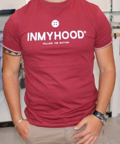 T-SHIRT INMYHOOD TS02 - BORDEAUX
