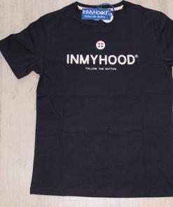T-SHIRT INMYHOOD TS02 - BLU